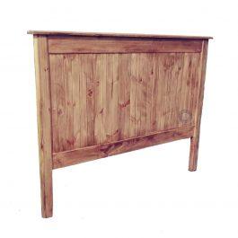 "Queen Wooden Headboard – Light Oak ""Chic"""