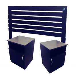 Headboard and Side Tables Special