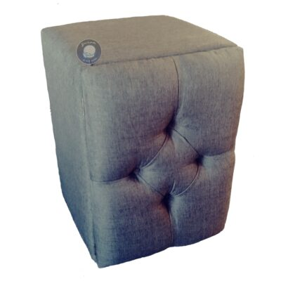 upholstered bed side table