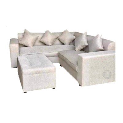 l shape sofa with ottoman