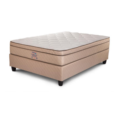 camelot with cool gel memory foam bed set