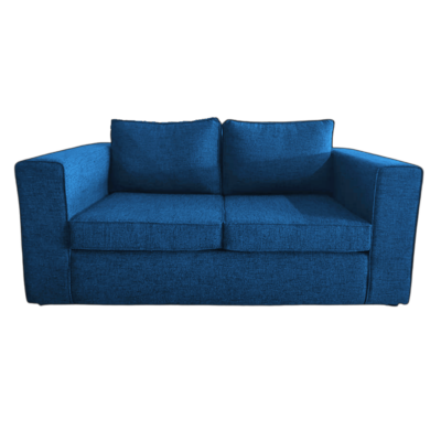 BLUE COMFY COUCH