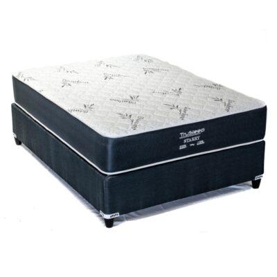 Starryline bamboo bed set