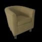 Tub chair BEIGE
